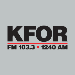 KFOR 1240 AM & 103.3 FM