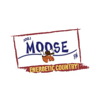 CJCD-FM 100.1 Moose FM