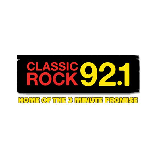 WBVX Classic Rock 92.1 FM
