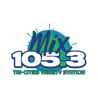 KONA-FM Mix 105.3