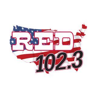 WCAT Red 102.3 FM
