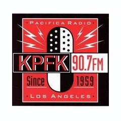 KPFK 90.7 Pacifica Radio FM