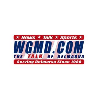 WGMD 92.7 FM