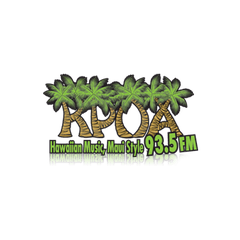 KPOA 93.5 FM (US Only)