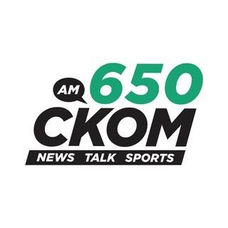 CKOM News Talk 650
