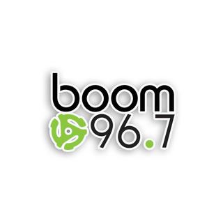 CFXW boom 96.7 FM