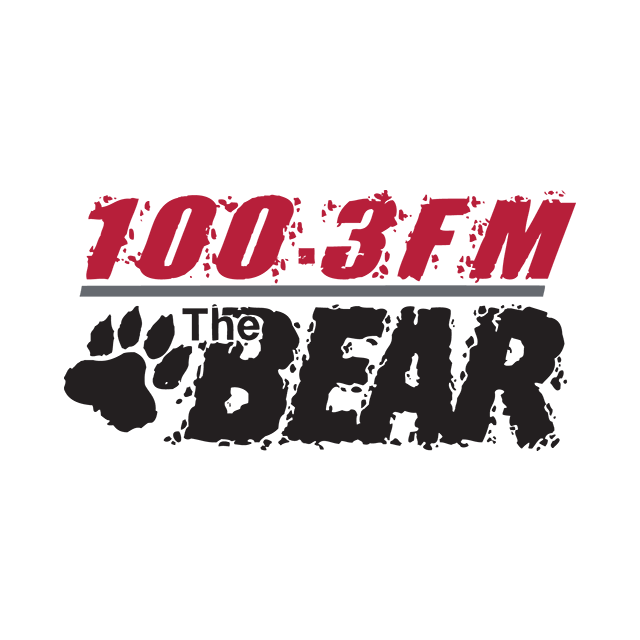 CFBR 100.3 FM The Bear