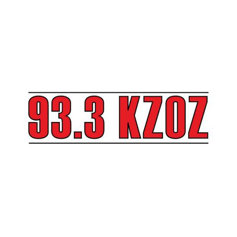 KZOZ 93.3 FM