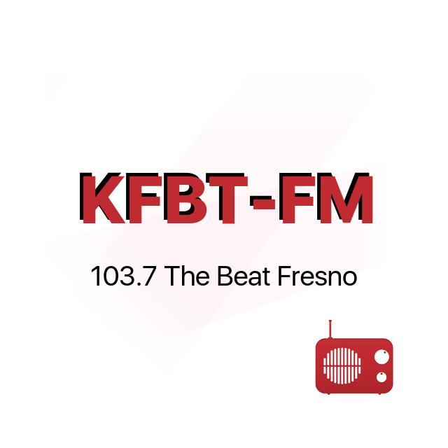 KFBT-FM 103.7 The Beat Fresno