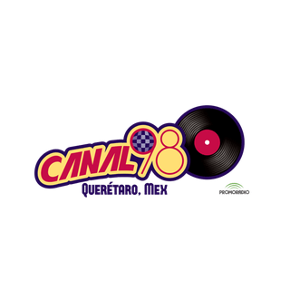 Canal 98  Queretaro Rock Station