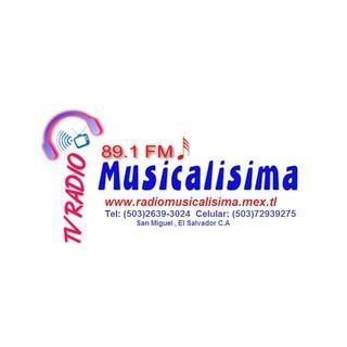 Radio Musicalisima 89.1 FM
