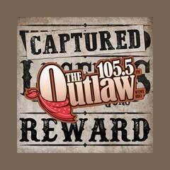 WCVQ-HD3 The Outlaw 100.7 FM