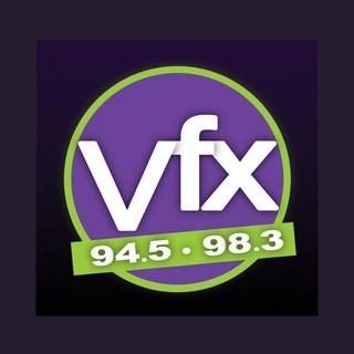 KVFX 94.5 / 98.3 FM