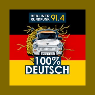 Berliner Rundfunk 100% Deutsch