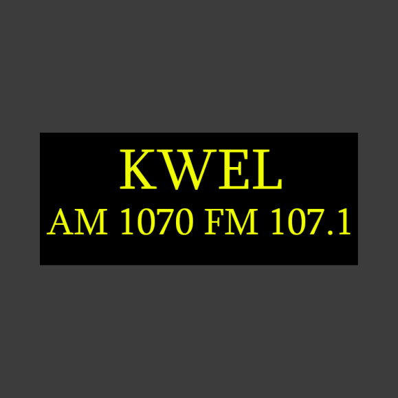 KWEL AM 1070 and 107.1 FM