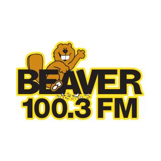 WVVR The Beaver 100.3 fm