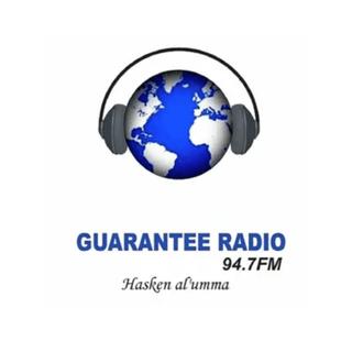 Guarantee Radio 94.7 FM