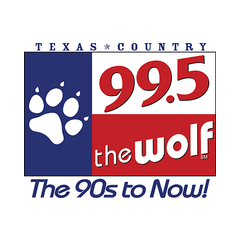 KPLX 99.5 The Wolf FM