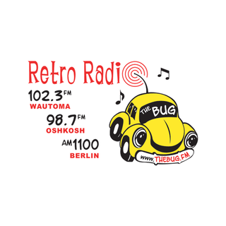 WAUH 102.3 the Bug FM (US Only)