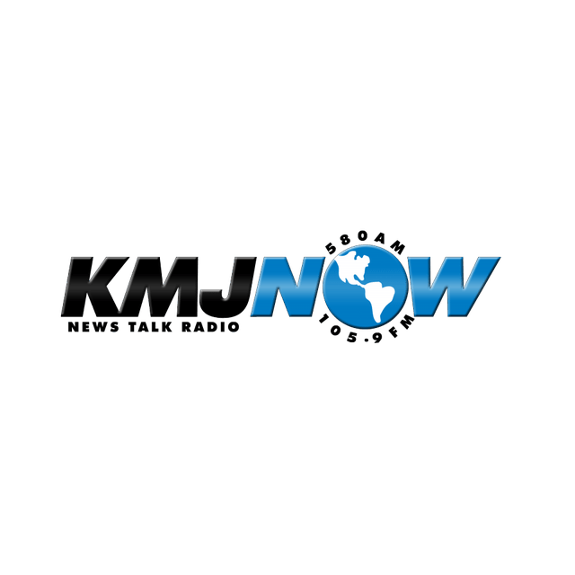 KMJ News Talk 580 AM and 105.9 FM