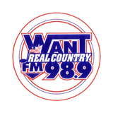 WAMB / WANT / WCOR Real Country 1200 / 1490 AM & 98.9 FM