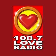 100.7 Love Radio Lucena