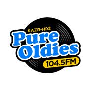 KAZR-HD2 Pure Oldies 104.5 FM
