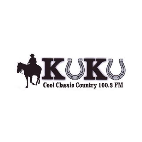 KUKU Classic Country 100.3 FM