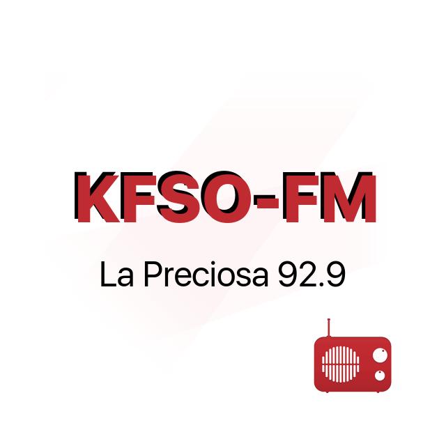 KFSO-FM La Preciosa 92.9