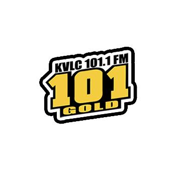 KVLC Gold 101.1 FM