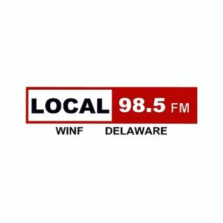 WINF-LP Local 98.5 FM