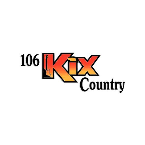 KQKX 106 Kix Country FM