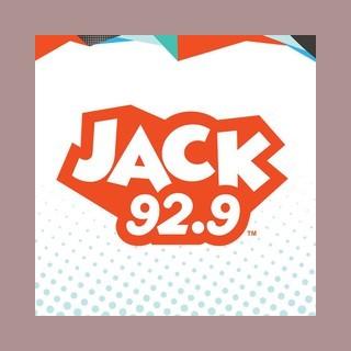 CFLT Jack 92.9 FM (CA Only)