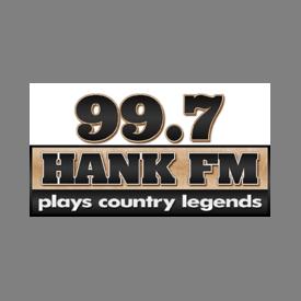 KNAH Hank 99.7 FM