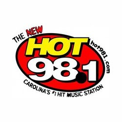 WHZT Hot 98.1 FM (US Only)
