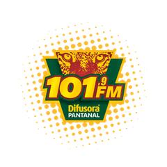Difusora Pantanal 101.9 FM