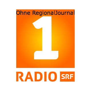 SRF 1 ohne RegionalJournal