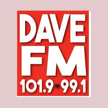 KXFF 101.9 & 99.1 Dave FM