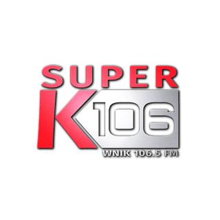 WNIK Super k 106.5 FM