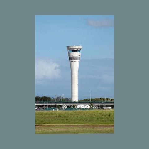 YBBN Brisbane airport Tower