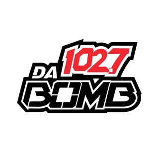 KDDB Da Bomb 102.7 FM