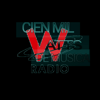 Radio Cien mil watts de musica