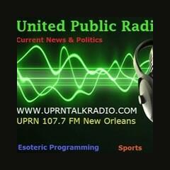 United Public Radio & UFO Paranormal radio