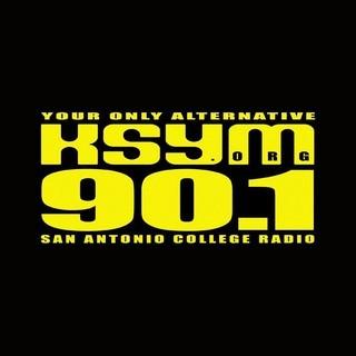 KSYM Your Only Alternative 90.1 FM