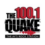 KKZQ 100.1 FM The Quake
