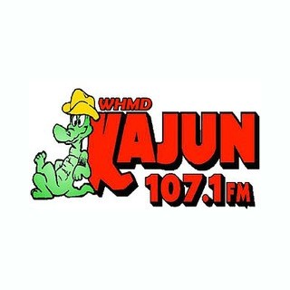WHMD Kajun 107.1 FM