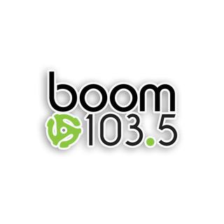 CILB Boom 103.5 FM