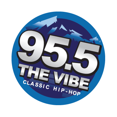 KNEV The Vibe 95.5 FM