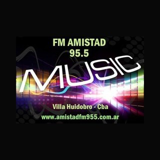Amistad FM 95.5 - Villa Huidobro