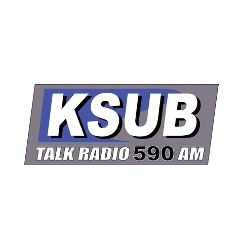 KSUB Talkradio 590 AM